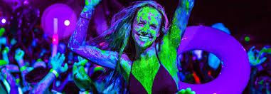 glow in the dark tattoos kansas city kansas city august 25th 2018 blacklight slide