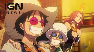 one piece live action tv series announced ign news video one
