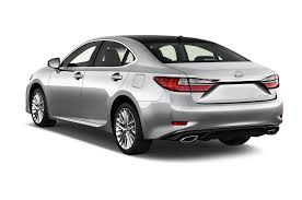 lexus silver 2017 2017 lexus es350 reviews and rating motor trend