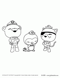 octonauts coloring sheets bsc coloring