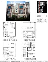 116 Best Apartments Images On Pinterest Townhouse Architecture Small Town Home Plans