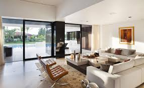Modern Leather Living Room Architecture Living Room Modern Home In Seville Spain Designed By