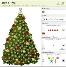 trim a tree silly but way to get into the spirit the
