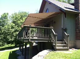 Retractable Awning For Deck Retractable Awnings And Canopies Installed In Ma Sondrini Com
