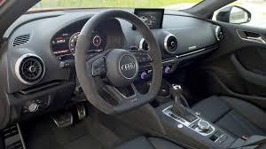 audi rs 3 sedan 2018 audi rs 3 sedan interior