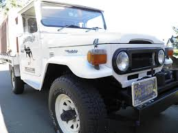 icon fj45 toyota fj45 land cruiser truck land cruiser of the day
