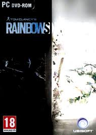 the realistic box cover for rainbow six siege rainbow6