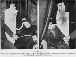 What Is The Meaning Of Drape Ectoplasm Paranormal Wikipedia