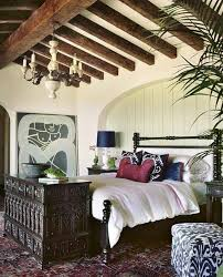 mediterranean style bedroom master bedroom mediterranean style with exposed beamd and