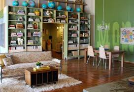 16 practical tips for storage and organization in living room