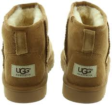 ugg sale jakes ugg mini boots in chestnut
