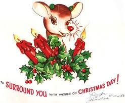 74 best vintage rudolph images on retro