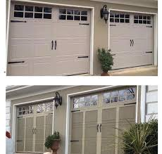 12 best garage door before u0026 after images on pinterest before