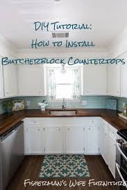 How To Install Kitchen Countertops by 25 Best Kitchen Countertop Redo Ideas On Pinterest Countertop