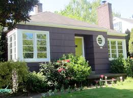 fascinating house exterior paint ideas featuring gray wall