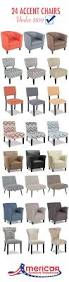Chairs With Ottomans For Living Room 132 Best Accent Chairs Images On Pinterest Accent Chairs