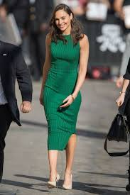 dress gal gal gadot s style in pictures gal gadot resort wear dresses and