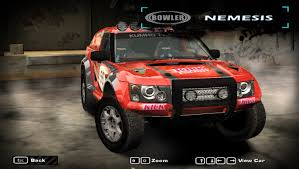 trion nemesis need for speed most wanted cars by various nfscars