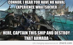 Assassins Creed Memes - assassins creed logic2 nerd 2 nerd2 nerd