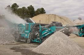 powerscreen trakpactor 320 u0026 320sr powerscreen impact crusher