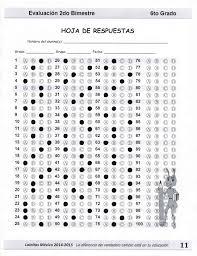 examen de 5 grado con respuestas 6to grado bloque 2 clave de respuesta