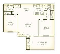 2 bedroom plan escondido rental floor plans summit apartments