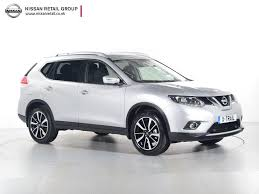 nissan x trail finance calculator nearly new nissan for sale x trail 1 6 dci n tec 7 seat silver
