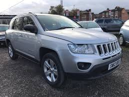 jeep blue grey used jeep cars for sale in leicester leicestershire motors co uk