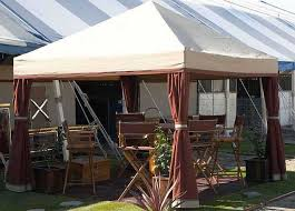 Gazebo With Awning Awnings Equitex