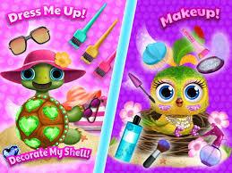 baby animal hair salon 3 newborn hatch u0026 haircut android apps