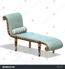 Couch Vs Sofa Old Fashioned Couch Sofa Clipping Path Stock Illustration 9173467