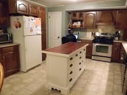dresser kitchen island remodelaholic from dresser to kitchen island