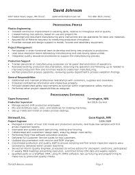 Sample Resume For Production Worker by Internal Auditor Resume Best Template Collection