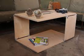 Plywood Coffee Table Coffee Table Ply Products