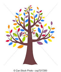 creative clipart tree pencil and in color creative clipart tree