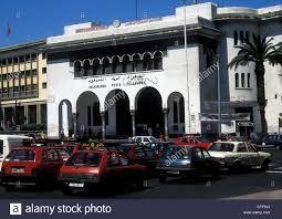 stock bureau maroc bureau de poste à casablanca maroc banque d images photo stock
