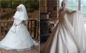 robe de mariã e pour femme voilã e robes mariées pour les voilées فساتين زفاف للعرائس محجبات