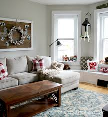 Country Homes And Interiors Christmas by Christmas Family Room Christinas Adventures