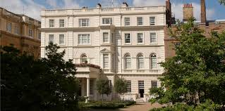 Queen Elizabeth Ii House by Royal Residences Clarence House The Royal Family