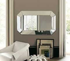 Frameless Molten Wall Mirror by Frameless Wall Mirror Design And Ideas Vwho
