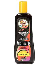 How To Go Tanning Amazon Com Australian Gold Dark Tanning Accelerator Lotion 8 5