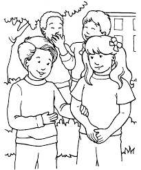 helping friends coloring pages coloring sky