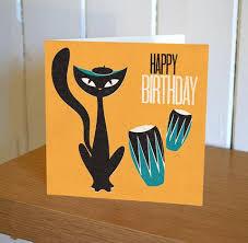 jazz cats cards pennychoo