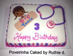 doc mcstuffins birthday cake poveirinha cakes by ruthie de castro