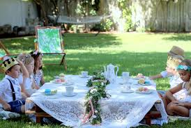 Backyard Tea Party - this adorable enchanted tea party will be your cup of tea evite