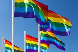 Rainbow Pride Flag Autumn Pride Calendar 2016