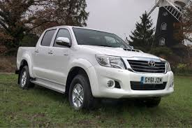toyota hilux 2005 van review honest john
