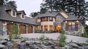 european style home