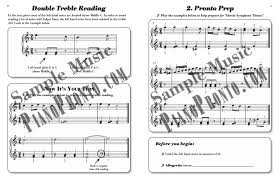 piano pronto movement 4 hardcopy method book piano pronto