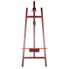 23 x 62 adjustable wooden easel
